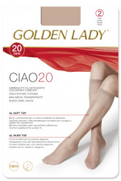 Golden Lady Ciao 20 (гольфы 2 пары)