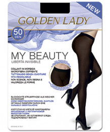 Golden Lady My Beauty 50 (бесшовные)