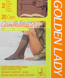 Golden Lady Gambaletto 20 (гольфы 2 пары)