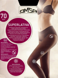 Omsa Superlativa 70 (бесшовные)
