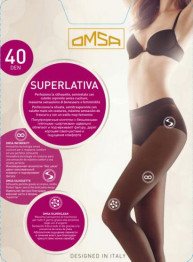 Omsa Superlativa 40 (бесшовные)